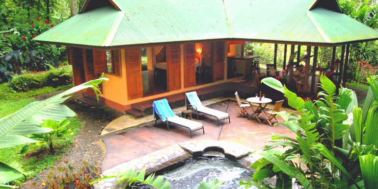Barefoot Luxury at Casa del Bosque, Geckoes Lodge, Cocles, Puerto Viejo, Costa Rica