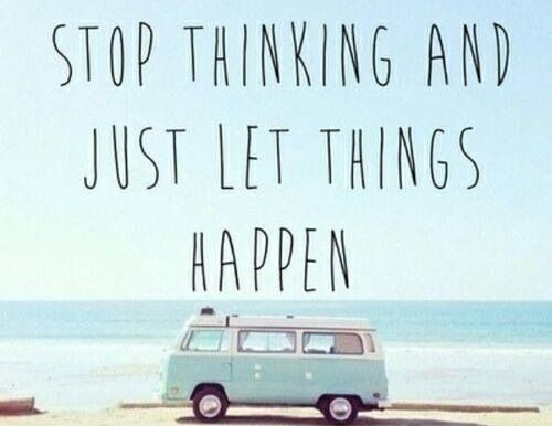 Stop-Thinking...