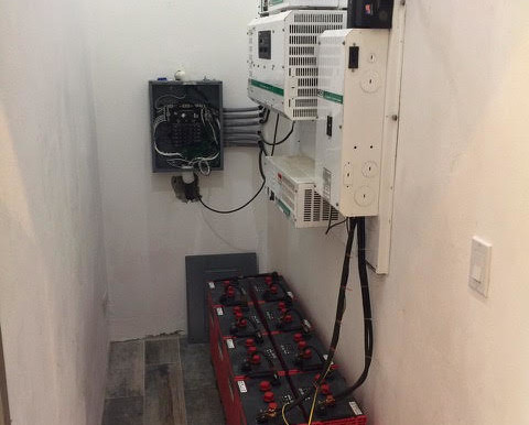 sol batteries room